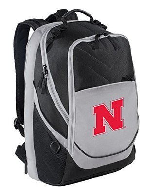 Broad Bay University of Nebraska Backpack Nebraska Huskers Laptop Computer Bag