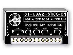 ST-UBA2 Unbalanced to Balanced Amplifier