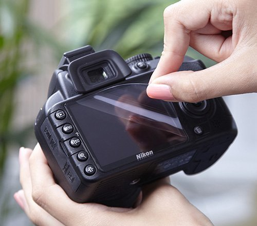 THE Screen Protector for: Canon 90D / 80D - Anti Glare
