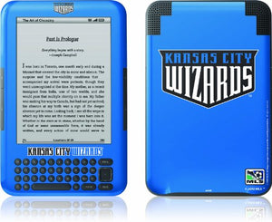 Skinit Kindle Skin (Fits Kindle Keyboard), Kansas City Wizards