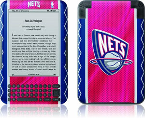 Skinit Kindle Skin (Fits Kindle Keyboard), New Jersey Nets