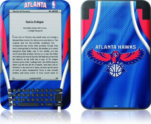 Skinit Kindle Skin (Fits Kindle Keyboard), Altanta Hawks