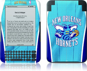 Skinit Kindle Skin (Fits Kindle Keyboard), New Orleans Hornets