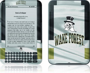 Skinit Kindle Skin (Fits Kindle Keyboard), Wake Forest