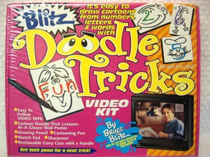 Blitz Doodle Tricks Video Kit