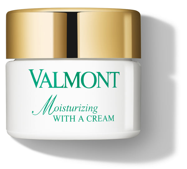Moisturizing with a cream 50ml