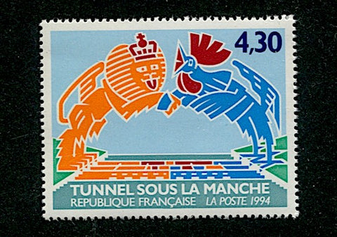 2882 tunnel manche