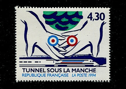 2883 tunnel manche