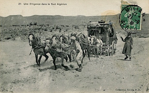 ALGERIE-CP01 diligence