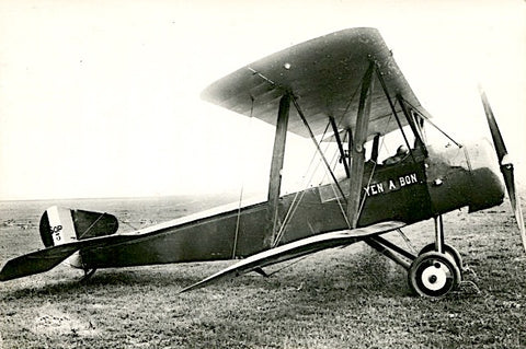 AVIATION-CP01 biplan sopwith