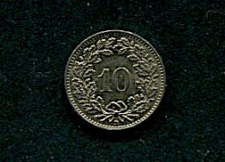 Allemagne-1957-10pf