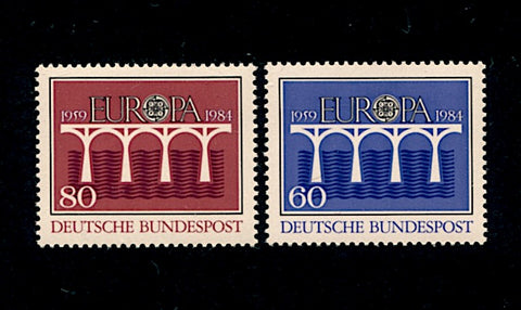 Allemagne-Federale-1042-1043 europa