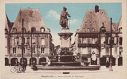 CHARLEVILLE-CP05
