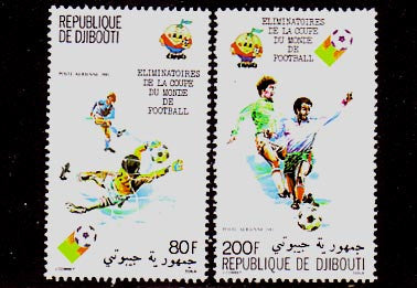 Djibouti-PA147-148 football