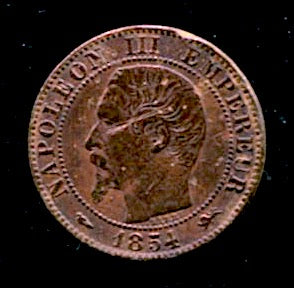 France-1854-5cts