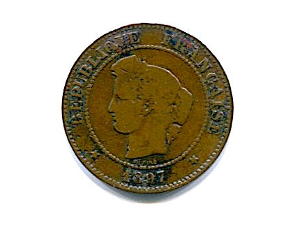 France-1897-5cts