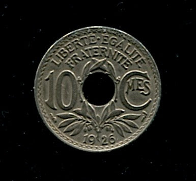 France-1926-10cts