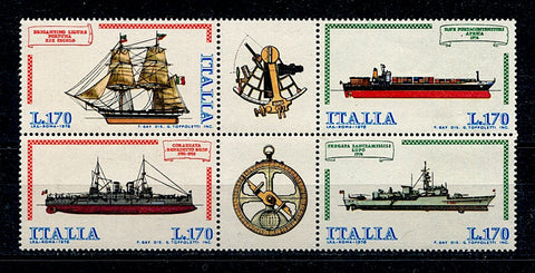 Italie-1341-1344 constructions navales
