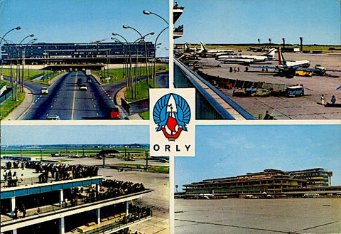 ORLY-CP01 aéroport