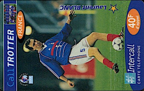 PP1595 laurent blanc football
