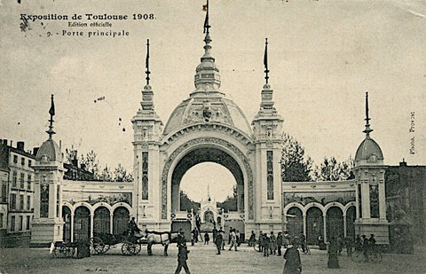 Toulouse-CP05 exposition 1908