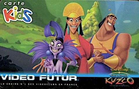 VF-KID09 kuzco disney