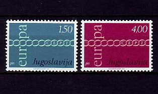 YOUGOSLAVIE-1301-1302