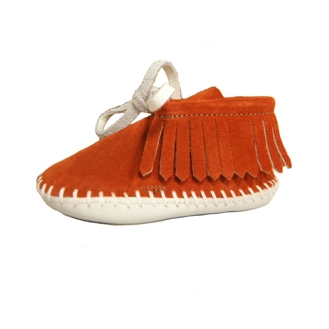 Taos Child / Infant Moccasins 102C