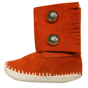Taos Child / Infant Moccasins 106C