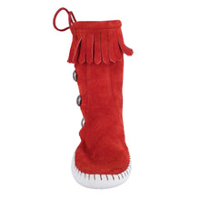 Load image into Gallery viewer, Taos Kids Fringe Moccasins 574 (Youth)