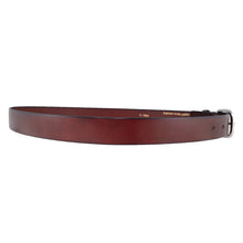Load image into Gallery viewer, Full-Grain Bridle Leather Belt 600