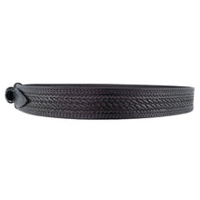 Load image into Gallery viewer, Basket Weave Leather Ranger Belt 625R
