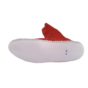 Women's Taos 4 Button Moccasins with Velcro 3100W