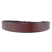 Load image into Gallery viewer, Tapered Full-Grain Leather Belt 500T