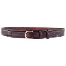 Load image into Gallery viewer, Full-Grain Leather Ranger Belt 600R