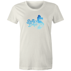 Salty Days Women's Tee