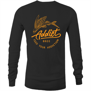 Flying Fish Long Sleeve Tee