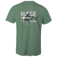 Load image into Gallery viewer, Aussie to the Bone Tee