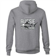 Load image into Gallery viewer, Aussie to the Bone Hoodie