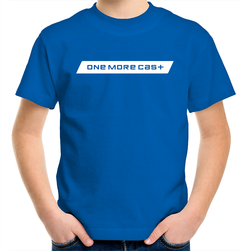 One More Cast Youth Tee