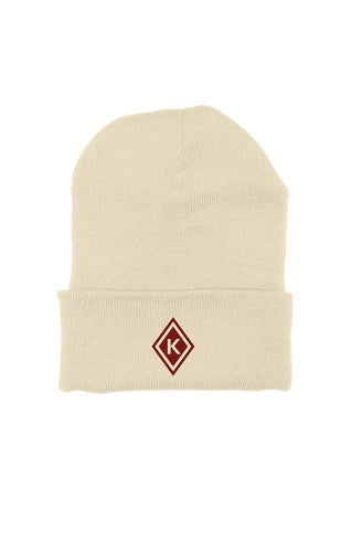 Kap Apparel Beanie Cream Nupe