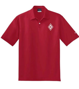 Kap Apparel Nike Polo red