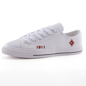 Nupe 1911 Canvas Sneakers