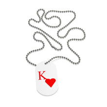 Load image into Gallery viewer, Kappa Sweetheart Dog Tag