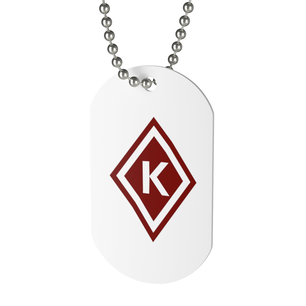 Nupe Dog Tag