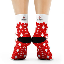 Load image into Gallery viewer, Kappa Silhouette 3/4 Crew Socks