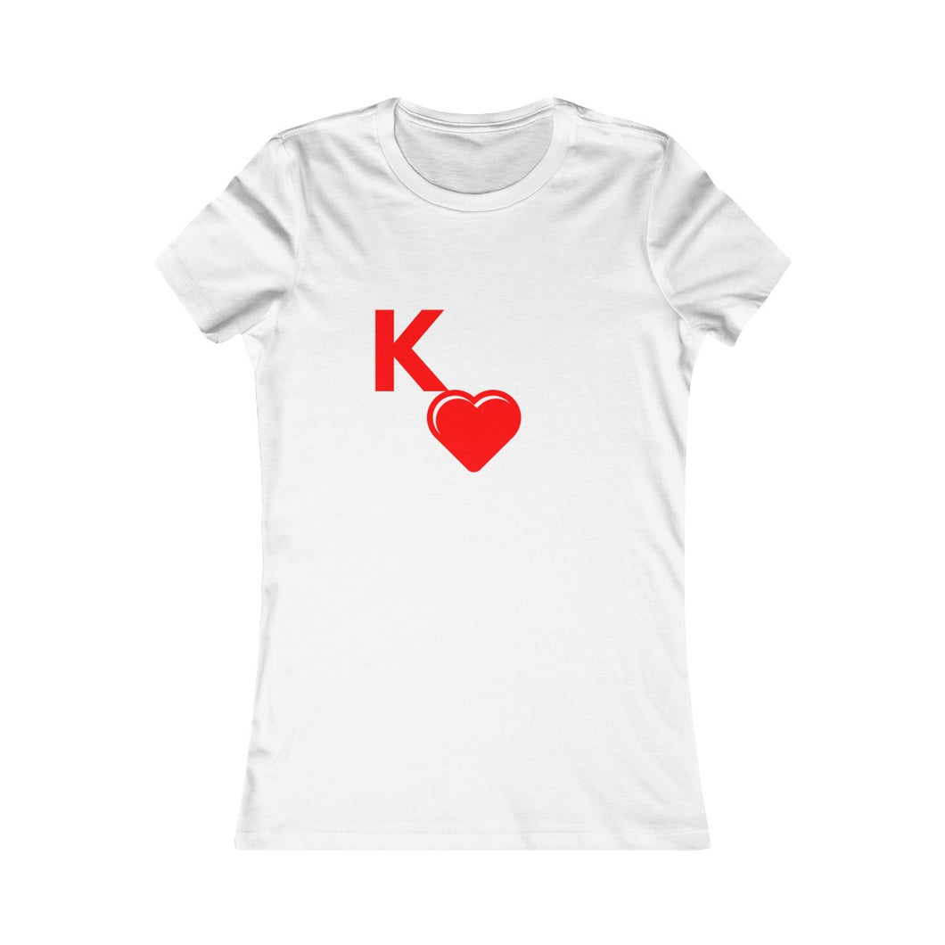 Kappa Sweetheart Women's Favorite Tee