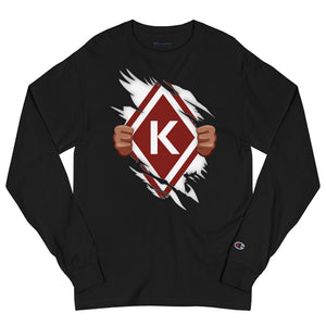 Super Nupe Champion Long Sleeve Shirt