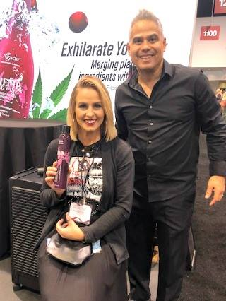 Agadir at America's Beauty Show Chicago 2019