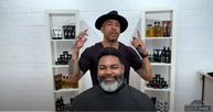 Beauty LaunchPad Exclusive: DC The Barber Shows You How to Groom